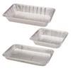 RUBBERMAID Aluminum Steam Table Pans -