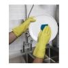 ROYAL Royal Flocked-Lined Gloves, Yellow - Medium