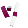 ROYAL Paper Napkin Bands - Burgundy