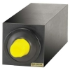 SAN JAMAR  EZ-Fit® Beverage Dispenser Cabinet - (1) C2410C Slot w/Black Trim Ring