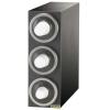 SAN JAMAR  EZ-Fit® Beverage Dispenser Cabinet - (3) C2410C w/Metal Finish Trim Rings