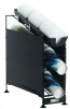 RUBBERMAID Wireworks™ 2 Tier Cup Dispenser & 1/Lid Organizer - w/ Side Panels