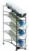 SAN JAMAR  Wireworks™ 3 Tier Cup Dispenser & 1/Lid Organizer -
