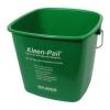 RUBBERMAID Kleen-Pail® Sanitizing Pail - Green, 10 Qt.