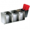 SAN JAMAR  Adjustable Lid Organizer - 3 Stacks