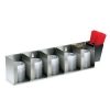 SAN JAMAR  Adjustable Lid Organizer - 5 Stacks