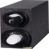 SAN JAMAR  Sentry® Beverage & Lid Vertical Dispenser Cabinet - w/ (1)C5450C, (1) L2200C Trim Rings