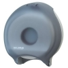 "SAN JAMAR  9"" Classic Single Roll Jumbo Toilet Tissue Dispenser - Arctic Blue"