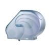 """SAN JAMAR  Reserva® Oceans® Jumbo Toilet Tissue Dispenser - 9""""-10.5"""", Arctic Blue"""