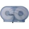 "RUBBERMAID Twin Oceans® 9"" Double Roll Jumbo Toilet Tissue Dispenser - Arctic Blue"