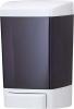 RUBBERMAID Classic Liquid/Lotion Dispenser - Black Pearl, 30 Oz Bulk