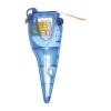 SAN JAMAR  Saf-Check® Thermometer Holder & Chlorine Sanitizer Test Strip Dispenser -