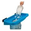 SAN JAMAR  Saf-T-Ice® Funnel - w/ Mounting Brackets