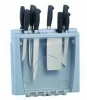 SAN JAMAR  Saf-T-Knife® Station - 8 Slot