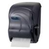 RUBBERMAID Lever Oceans® Roll Towel Dispenser w/Auto Transfer - Black Pearl