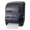 RUBBERMAID Lever Oceans® Roll Towel Dispenser w/Auto Transfer - Black Pearl