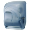 RUBBERMAID Lever Oceans® Roll Towel Dispenser w/Auto Transfer - Arctic Blue