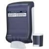 SAN JAMAR  C-Fold / Multi-Fold Towel Dispenser - & Bulk Soap Dispenser Hand Washing Station Pack