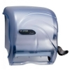 SAN JAMAR  Element™ Lever Oceans® Roll Towel Dispenser - Arctic Blue