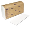 Tork® Folded Paper Towels, 1-Ply - White