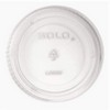 SOLO CUP Sauce/Side Dipping Container Lids - Fits 2.5-OZ.