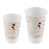 SOLO CUP Symphony™ Design Wax-Coated Paper Cold Cup - 12-OZ.