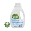 SEVENTH GENERATION Natural 2X Concentrate Liquid Laundry Detergent - Free & Clear, 50 oz