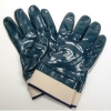 Safety Zone Nitrile Dipped Glove - Large Size, CS