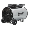 """Shop-Air® Stainless Steel Portable Blower - 11"""", 3-Speed, 1/4 Hp Motor"""