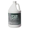 SIMPLE GREEN Crystal® Industrial Strength Cleaner/Degreaser - Gallon Bottle