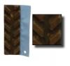 Square Scrub Resin Diamonds for Concrete - 400 Grit