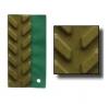 Square Scrub Resin Diamonds for Concrete - 800 Grit