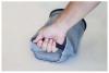 Square Scrub HEPA Cloth Bag - 6 QT.