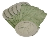 Square Scrub Ultimate HEPA Micro Lined Bag - 10/PACK