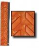 Square Scrub Orange Diamonds for Square Scrub - 30 Grit