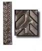 Square Scrub Dark Brown Diamonds for Square Scrub - 200 Grit