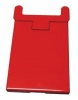 Square Scrub Face Plate Adapter for HEPA Dry Vac Kit - Isolated Handle