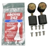 Square Scrub Isolator Repair Kit - for 20