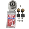 Square Scrub Eccentric Assy & Isolator Kit - for 20