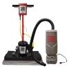 Square Scrub Surface Preparation Floor Machine w/ HEPA Vacuum