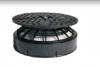 Square Scrub Complete Motor Saver w/HEPA Filter