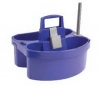SSS GatorMate Portable Caddy/Bucket - Blue/Gray
