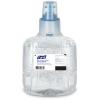 SSS GOJO LTX Purell Adv. Green Instant Hand Sanitizer Gel - 1200 mL, 2/CS