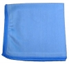 "SSS NexGen 16""x16"" Blue Glass Cleaning Microfiber Cloth - 12/pack, 2 packs/CS , 24/CS"