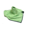 "SSS NexGen 12""x12"" Green General Cleaning Microfiber Cloth - 144/CS"