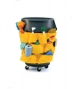 SSS Rubbermaid BRUTE® Caddy Bag - For 2632, 2643 Containers