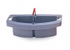 SSS Rubbermaid BRUTE® Maid Caddy - Gray