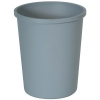 SSS Rubbermaid Untouchable® Round Container - Gray