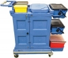 SSS NexGen Healthcare Cleaning Cart -