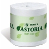 "SSS Astoria Bathroom Tissue - 2-ply, 4.25""x3.7"", 96 rolls/cs, 20/Plt."